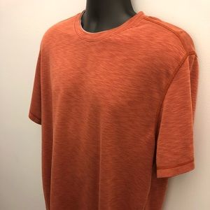 Van Heusen Rust Colored T Shirt New Without Tags